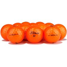 Titleist VG3 Orange Overrun Golf Balls