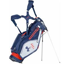 Under Armour UA Storm Match Play Stand Bag - Red-White-Academy
