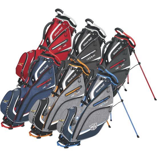 Wilson Staff Nexus III Carry Bag