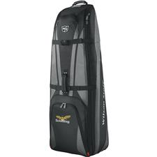 Wilson Staff Wheeled Pro Custom Logo Travel Cover - Black