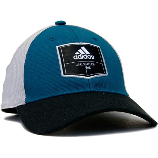 Adidas Men's Golf Patch Trucker Hat