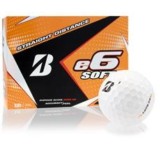 Bridgestone e6 Soft Photo Golf Balls