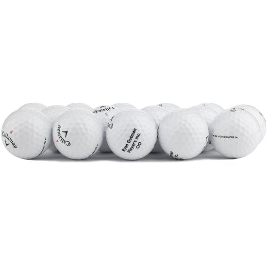 Callaway Golf Superhot 70 Golf Balls - 15 Pack
