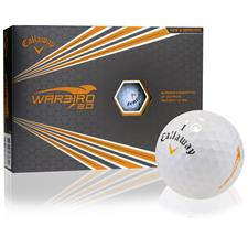 Callaway Golf Warbird 2.0 Photo Golf Balls