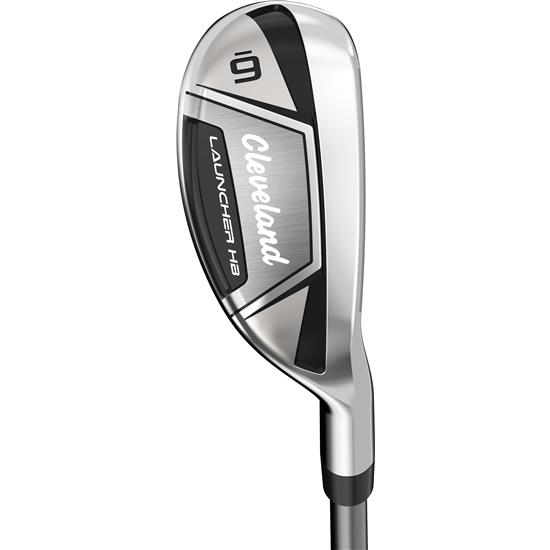 Cleveland Golf Launcher HB Graphite Iron Set for Women