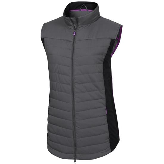 FootJoy Full-Zip Quilted Vest for Women