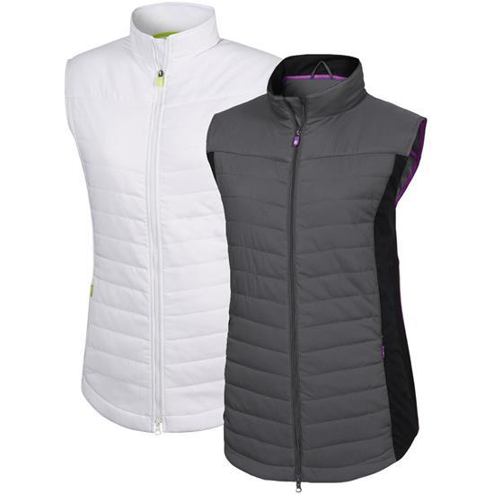 FootJoy Full-Zip Quilted Vest for Women