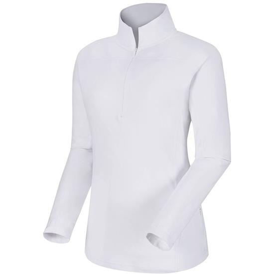 FootJoy Lisle Half-Zip Sun Protection Pullover for Women