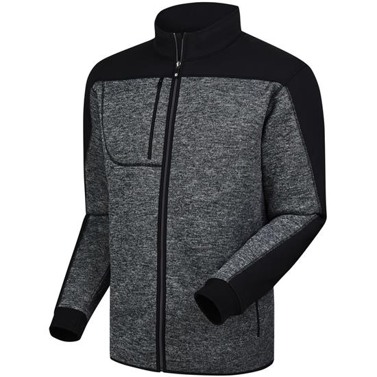 FootJoy Men's Performance Fleece Knit Jacket