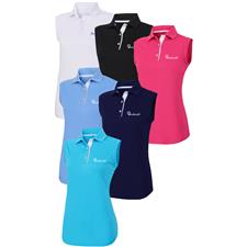 FootJoy Custom Logo ProDry Interlock Sleeveless Shirt for Women