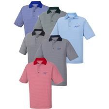 FootJoy Men's ProDry Performance Lisle Feeder Stripe Shirt