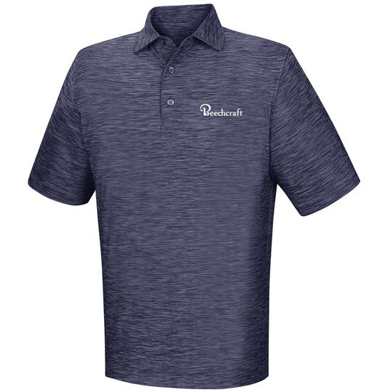 FootJoy Men's ProDry Performance Lisle Space Dyed Shirt