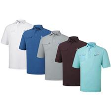FootJoy Custom Logo ProDry Performance Spun Poly Chest Pocket Shirt