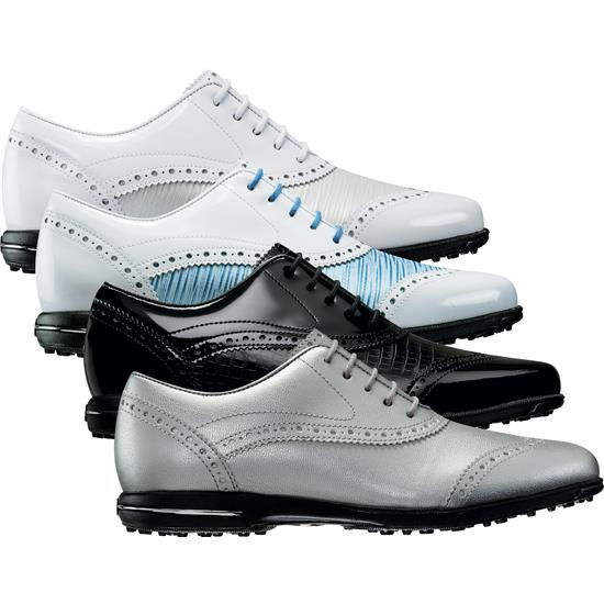 FootJoy Tailored Collection Leather Golf Shoes for Women