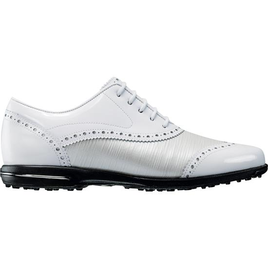 FootJoy Tailored Leather Prior Season Golf Shoe for Women