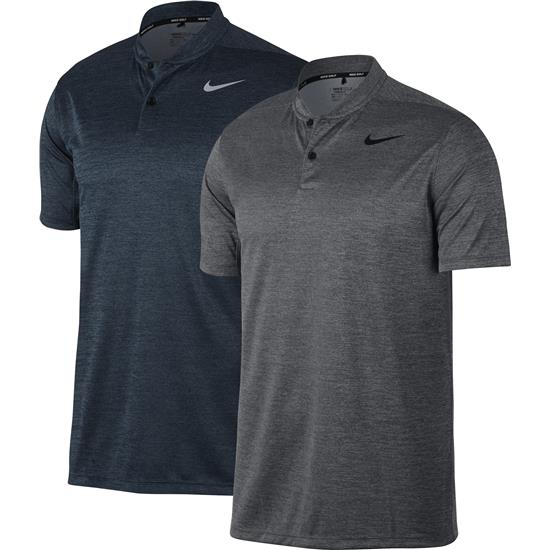 Nike Men's Heather Blade Dry Polo