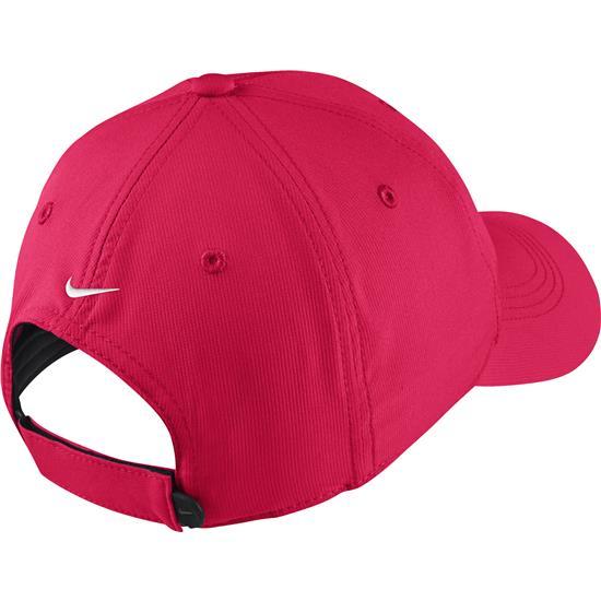 796c7e37 Nike Men's Legacy91 Tech Blank Personalized Hat - Siren Red Golfballs.com