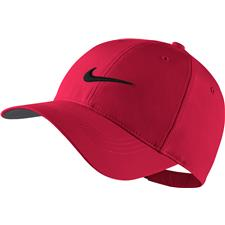 Nike Men's Legacy91 Personalized Tech Hat  - Siren Red