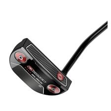 Odyssey Golf Left O-Works Black #3T Putter w/ Winn AVS Mid Pistol