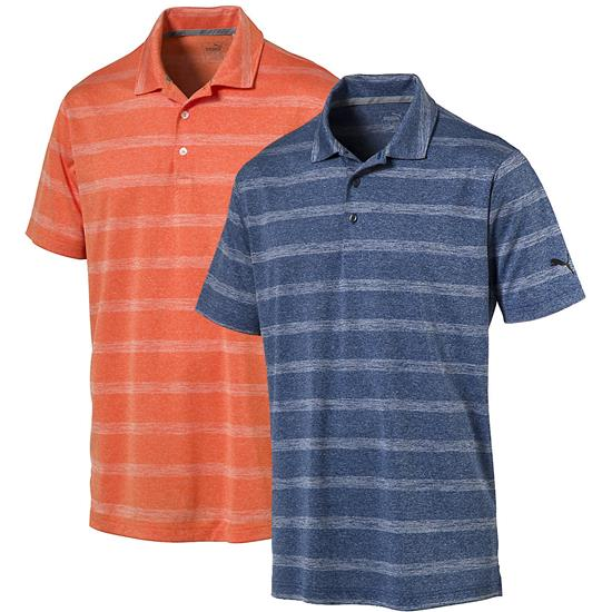 Puma Men's Pounce Stripe Polo