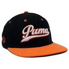 Puma Men's Script Fitted Hat