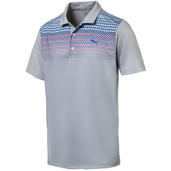 Puma Men's Sportstyle Road Map Polo