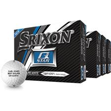 Srixon Q-Star Golf Balls - Buy 3 DZ Get 1 DZ Free