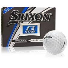 Srixon Prior Generation Q-Star Personalized Golf Balls