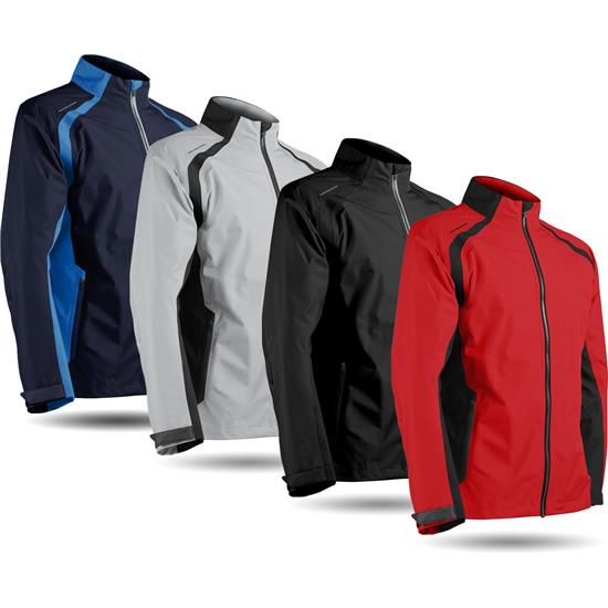 Sun Mountain Men's Cumulus Rainwear Jacket