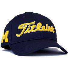 Titleist Michigan Wolverines Collegiate Performance Adjustable Hat