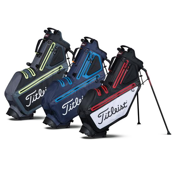 Titleist Players 5-Way StaDry Stand Bag