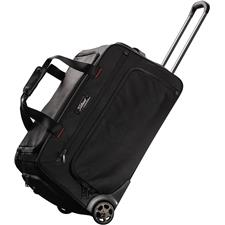 Titleist Professional Custom Logo Wheeled Duffel - Black