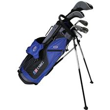 U.S. Kids Ultralight 60 7-Club Stand Bag Junior Set