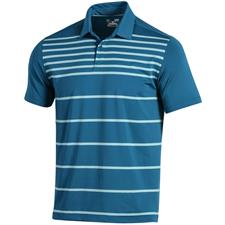 Under Armour Men's Coolswitch Brassie Stripe Polo