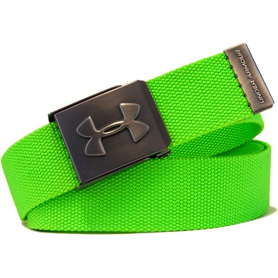 Under Armour UA Webbing Golf Belt