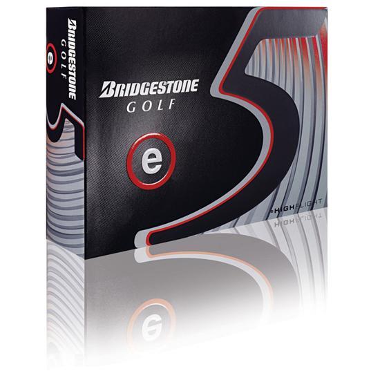 Bridgestone e5 Golf Balls - 2010 Model
