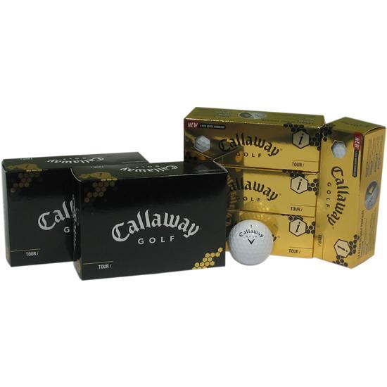 Callaway Golf Tour i Logo Golf Balls