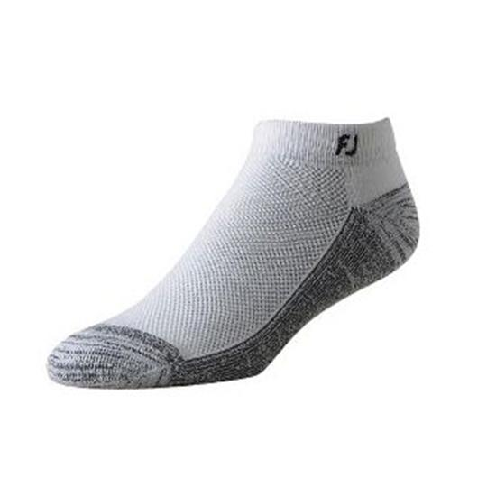 FootJoy Men's ProDry Extreme Sport Sock - White Mesh