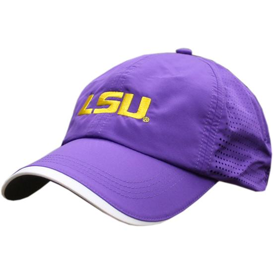 Nike Men's Collegiate Dri-Fit Cap - LSU Tigers