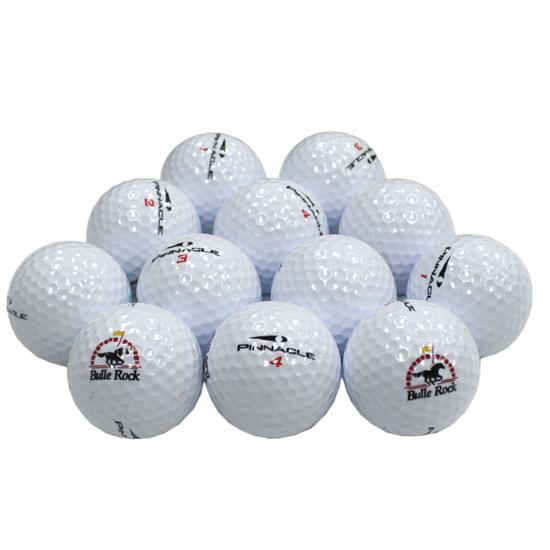 Pinnacle Logo Overrun Golf Balls