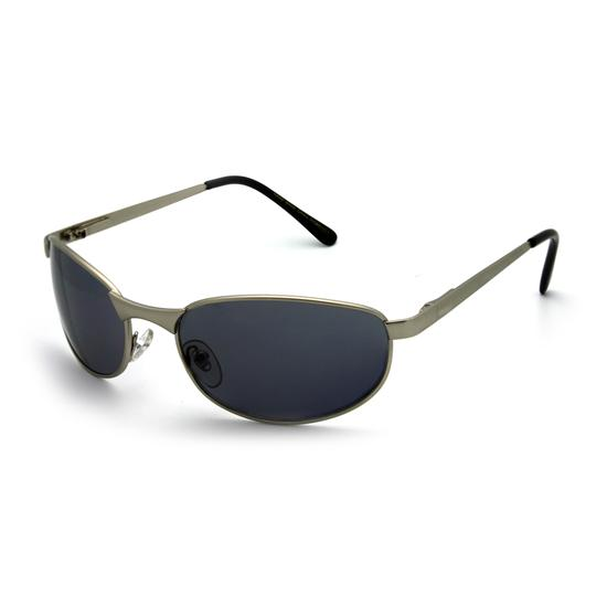 Tour Eyewear Silver Knight Sunglasses
