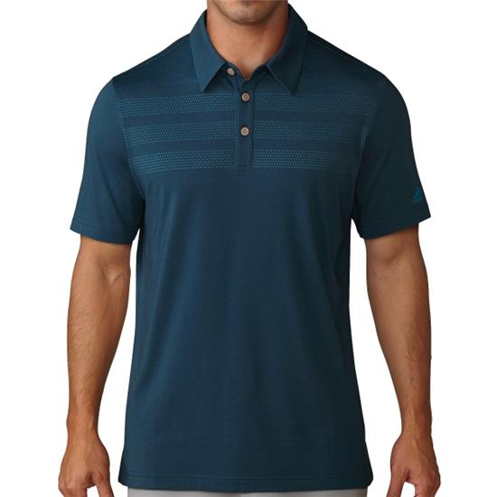 Adidas Men's 3-Stripes Mapped Polo