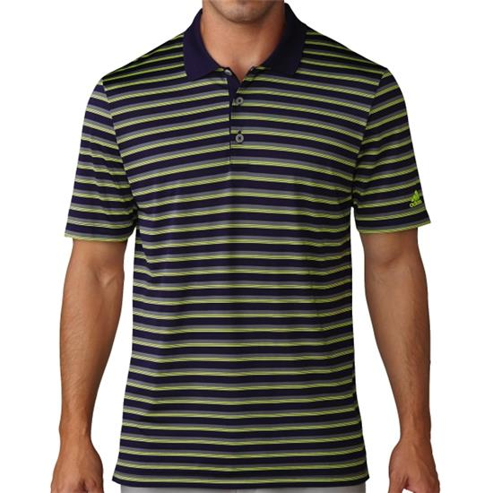 Adidas Men's Club Merch Stripe Polo