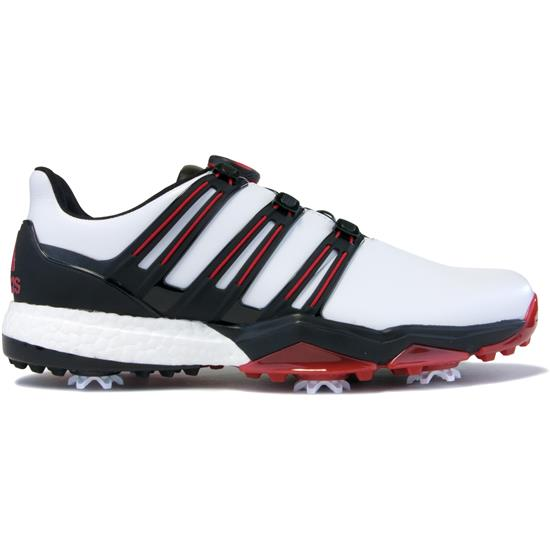Adidas Men's Powerband BOA Boost Closeout Model Golf Shoes