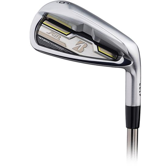 Bridgestone JGR Hybrid Forged Graphite Iron Set