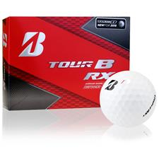 Bridgestone Custom Logo Prior Generation Tour B RX Golf Balls