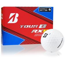 Bridgestone Custom Logo Prior Generation Tour B RXS Golf Balls