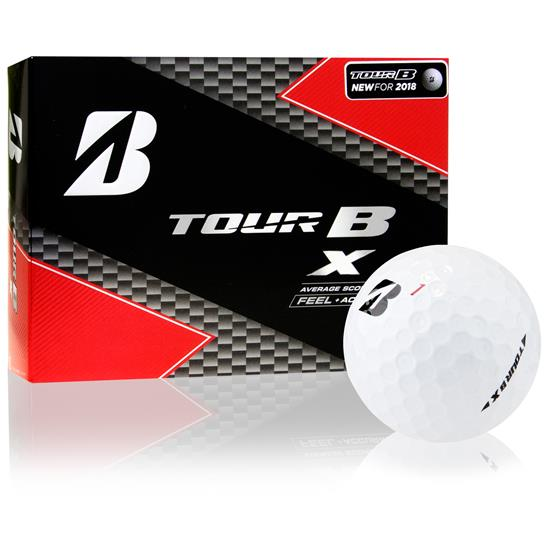 Bridgestone Prior Generation Tour B X Logo Overrun Golf Balls