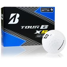 Bridgestone Tour B XS Personalized Golf Balls