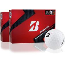 Bridgestone Tour B330-RX B Mark Photo Golf Balls - 2 Dozen